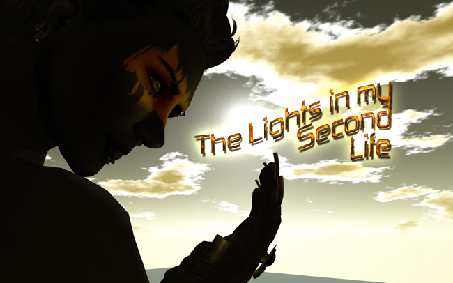 The lights in my Second Life