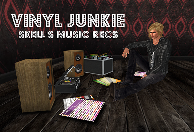 Vinyl Junkie: Skell's Music Recs – Ambient (week 1)