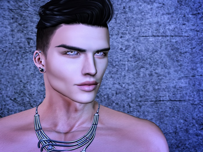 Playing with myself – Catwa 'Skell' Bento mesh head