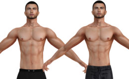 Mesh body review: Signature Gianni vs Signature Geralt