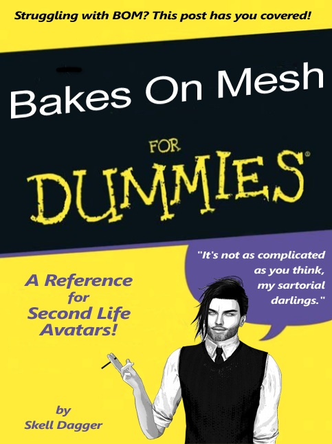 Bakes on Mesh 'for Dummies'
