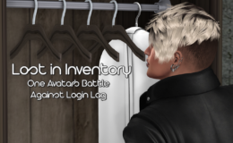Lost in Inventory: One Avatar's Battle Against Login Lag