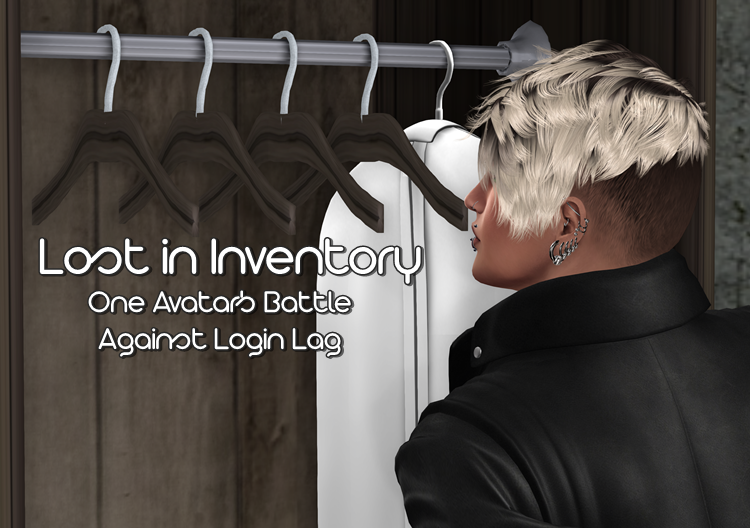Lost In Inventory: Te-Te-Textures!