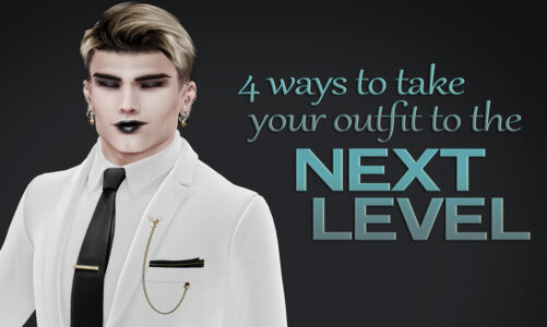 4 ways to take your outfit to the next level
